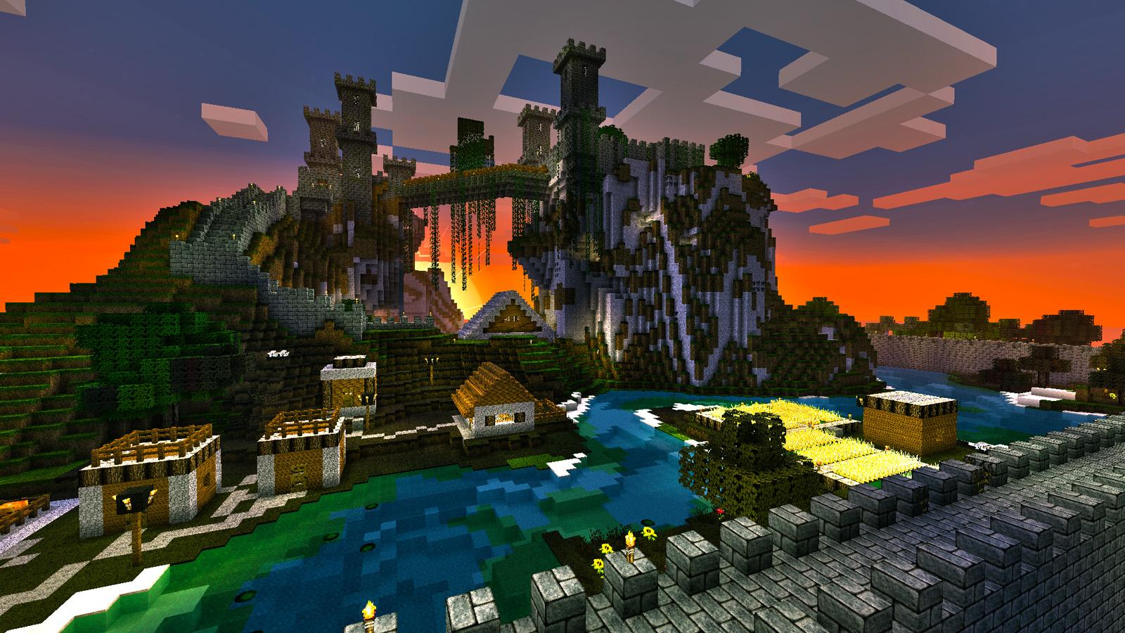 Kostenloses Minecraft